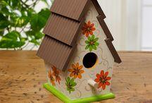 petite maison oiseau