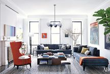 Interiors / Space planning or room inspiration