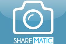 Photo Sharing Android Apps / Sharematic is an Amazing Android photo sharing photography App that not only allows you Edit Images, but also it automatically shares pictures on social Media.