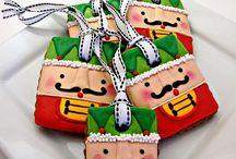 Xmas Decoration Small 4 / Ideas para adornar con tema de cascanueces