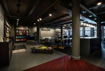 Bolon NYC Showroom / We opened up our new showroom on Manhattan, New York in 2017. Welcome in to explore this creative oasis along with the endless possibilities with our different flooring solutions.