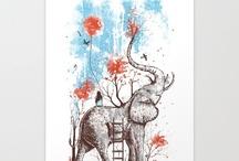 Art I like / by Meghann Narkviroj