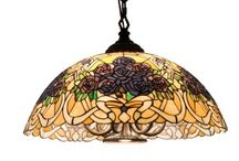 Tiffany Mission Pendant Lamp Lighting