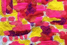 Brodera Abstrakt / Embroidery Abstract
