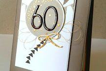 Karten zum runden Geburtstag