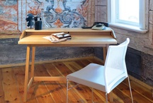 Design / Writing Desks / Desks for writing, typing and dreaming at