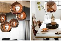 Lighting Inspiration / Lighting to inspire all your interior spaces