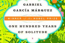 One Hundred Years of Solitude - Book covers / One hundred book cover designs of Gabriel Garcia Marquez' incredible 'One Hundred Years of Solitude'.
