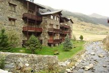 Andorra - a hidden pearl in the Pyrenees / Andorra is hiding in the Pyrenees right between Spain and Italy. Worth a visit if you want to go skiing, hiking, relaxing in the many spas or shopping in the more than 1500 tax free shops.