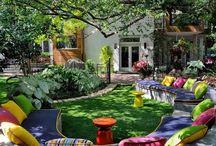 Party in giardino / Festa in giardino estiva