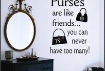Handbag & Purses<3