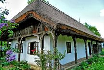 Hungarian peasant houses. The farmhouse is eternal / by izabella szuromi