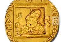 Kushan Dynasty - Coins of Vima Kadphises / Story behind the coins of Vima Kadphises