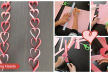Valentine's Day Crafts & Treats / Valentine's Day Crafts & Treats