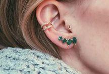 piercing öron