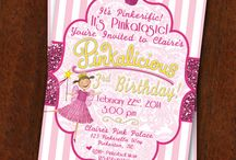 Pinkalicious Party / by Kristin Green