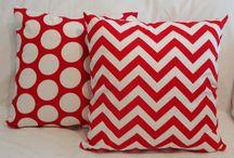 Pillows / by Joan Erickson Romano
