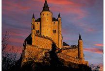 Castles / by John Erwin