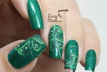 Fun for All Nails: St. Patrick's Day