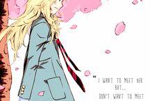 Shigatsu wa Kimi no Uso/Your Lie in April