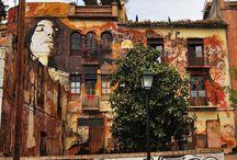 Love street Art / by Sara Sasani