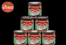 Consejos saludables / IBSA quiere ayudarte a disfrutar de tu tiempo y a cuidar tu alimentación. Salsas de tomate, pimientos asados, caramelizados, cremas de cuchara, preparados de tortilla...