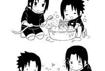 sasuke story