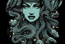 mythologie & mythology