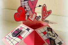 Valentine's Day DIY / #DIY ideas for Valentine's Day / by Tombow USA
