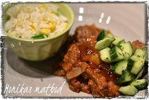 Monikas Matbod / Bilder och recept från min matblogg.