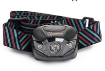 Illumiseen Headlamp / Love staying active when it's dark? Whether it's running, cycling, pet walking, hiking or even doing something around the house - stay safe and light your way with Illumiseen's headlamp http://www.amazon.com/dp/B0108KXDJQ