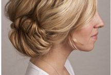 Wedding Hairstyles / Gorgeous from head to toe
