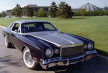 !!! 1977 Chrysler Córdoba !!!