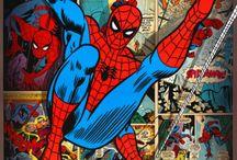 Spider Man decor