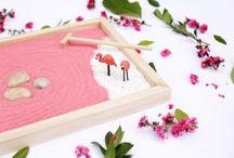 ○ Miniature Zen Garden ○