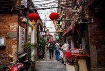 China / Itinerary preparation: Shanghai-Harbin-Beijing-Zhangjiajie-Hong Kong-Shanghai