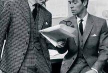 Мужской костюм 1960