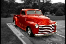Old trucks and cars / Good times / by Andy Kimes