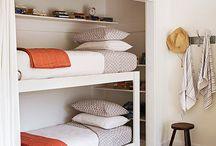 Lounge room bunk beds
