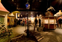 Sagohuset Junibacken / Inspired by famous author Astrid Lindgren, Junibacken arranges events for children. There is also a restaurant and banqueting and event rooms.