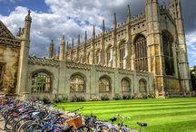 Around Cambridge