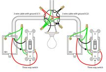 Wiring diagram start stop