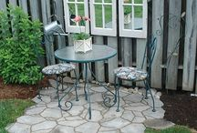 Home: outdoor space