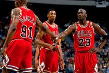 Michael Jordan / by Johnny Cleveland II
