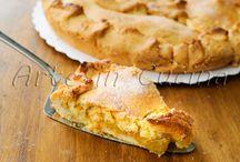torta di mele inglese
