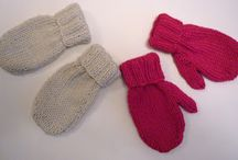 kinderhandschoen met duim