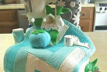 Fancy Cakes / Cool cakes!  I'm not a cake decorater.  I just love the artistry that goes into making this.