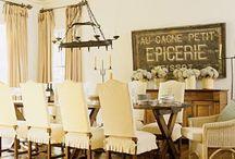 Living/Dining Room / by Joan Byrket
