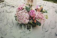 Centros mesas boda