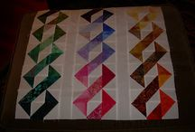Half Square Triangle Quilts